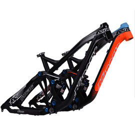 China Mountainbike-Rahmen Mtb TFM636 164mm vollgefederten Rades 27.5er/650B Aluminium-Enduro distributeur